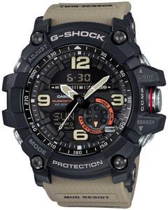 Reloj Casio G-Shock Mudmaster para Caballero