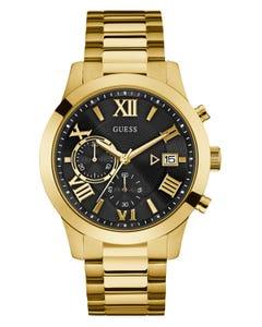 Reloj Guess Atlas Dorado/Negro para Caballero