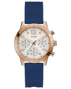 Reloj Guess Marina para Dama Oro Rosa