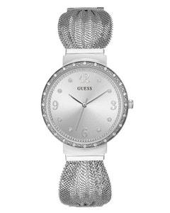 Reloj Guess Chiffon para Dama Plata