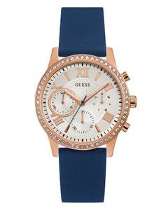 Reloj Guess Solar Dama Azu/Oro Rosa para Dama