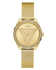 Reloj Guess Tri Glitz para Dama Oro