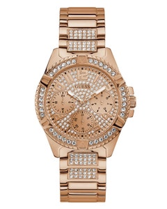 Reloj Guess Lady Frontier para Dama Oro Rosa