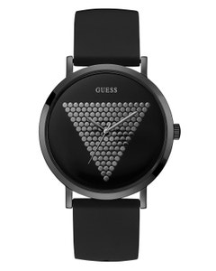 Reloj Guess Imprint Caballero Negro para Caballero