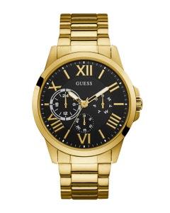 Reloj Guess Orbit para Caballero Oro/Negro