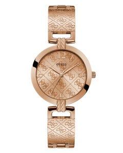 Reloj Guess G Luxe para Dama Oro Rosa