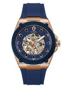 Reloj Guess Legacy Azul Automatico para Caballero