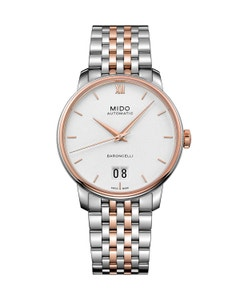 Reloj Mido Baroncelli Big Date para Caballero