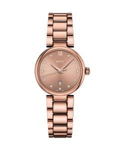 Reloj Mido Baroncelli Rosa para Dama