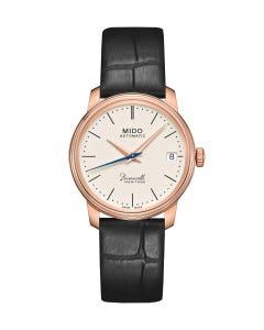 Reloj Mido Baroncelli Heritage Negro para Dama