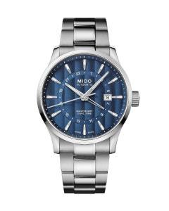 Reloj Mido Multifort Dual Time Gmt para Caballero