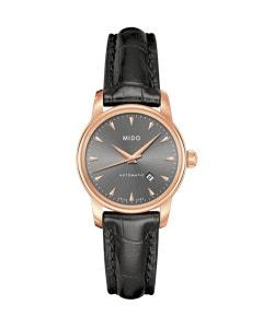Reloj Mido Baroncelli Negro para Dama
