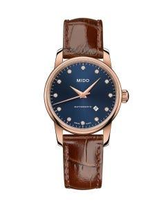 Reloj Mido Baroncelli Ii Midnight Blue para Dama