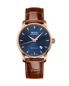 Reloj Mido Baroncelli Ii Midnight Blue para Caballero