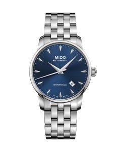 Reloj Mido Baroncelli Midnight Blue para Caballero