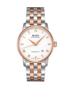 Reloj Mido Baroncelli Combinado para Caballero