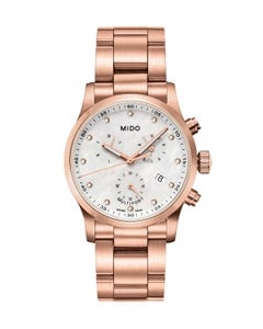 Reloj Mido Multifort Cronografo para Dama
