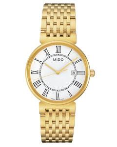 Reloj Mido Dorado para Caballero