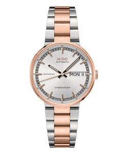 Reloj Mido Commander Ii Combinado para Dama