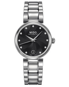 Reloj Mido Baroncelli Donna Caratula Negra para Dama