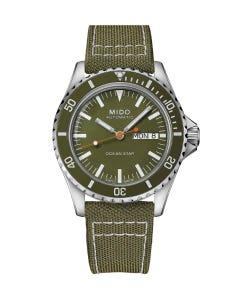 Reloj Mido Ocean Star Tribute M0268301809100 Para Caballero