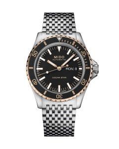 Reloj Mido Ocean Star Tribute M0268302105100 Para Caballero