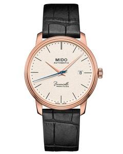 Reloj Mido Baroncelli Heritage Caratula Ivory para Caballero