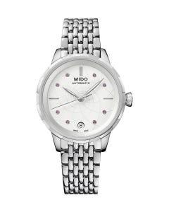 Reloj Mido Rainflower M0432071101100 Para Dama