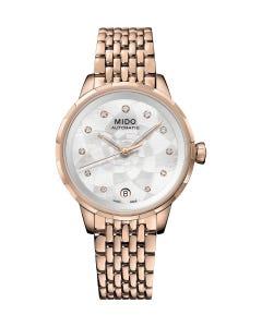 Reloj Mido Rainflower M0432073310600 Para Dama