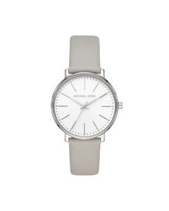 Reloj Michael Kors Ladiesleather Tradicional para Dama