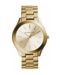 Reloj Michael Kors Runway Gold-Tone para Dama