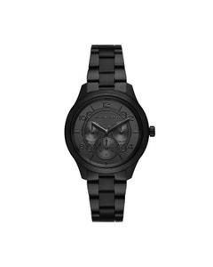 Reloj Michael Kors para Dama Extensible Acero Negro Caratula Negro Analogo