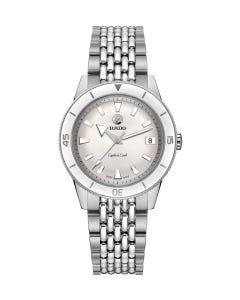 Reloj Rado Captain Cook Atm Acer Bco Dam 37mm 10bar