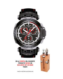 Reloj Tissot T-Race Moto GP Cuarzo Edición Limitada 2020