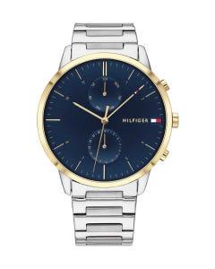 Reloj Tommy Hilfiger Hunter 1710408 Para Caballero