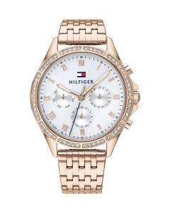 Reloj Tommy Hilfiger Ari 1782143 Para Dama