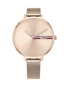 Reloj Tommy Hilfiger Alexa 1782158 Para Dama
