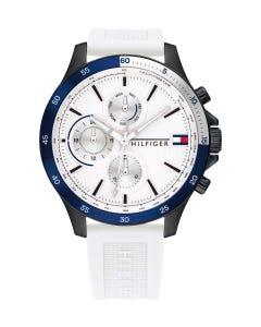 Reloj Tommy Hilfiger Bank 1791723 Para Caballero