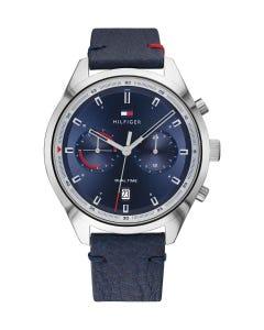 Reloj Tommy Hilfiger Bennett 1791728 Para Caballero