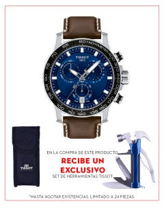Reloj Tissot SuperSport Chronograph