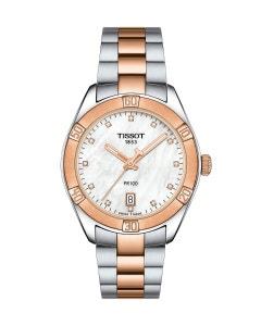Reloj Tissot Pr 100 Sport Chic para Dama