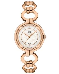 Reloj Tissot Flamingo para Dama