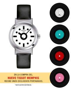 Reloj Tissot Heritage Memphis para Dama