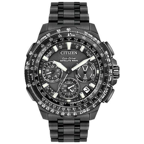 60834 Citizen Satellite Wave