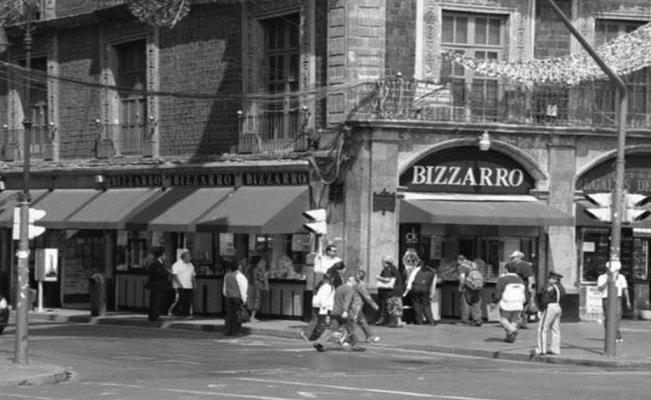Bizzarro Centro histórico