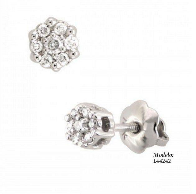 Broqueles de diamantes