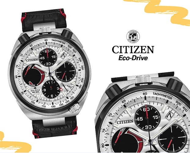 Citizen Promaster Tsuno