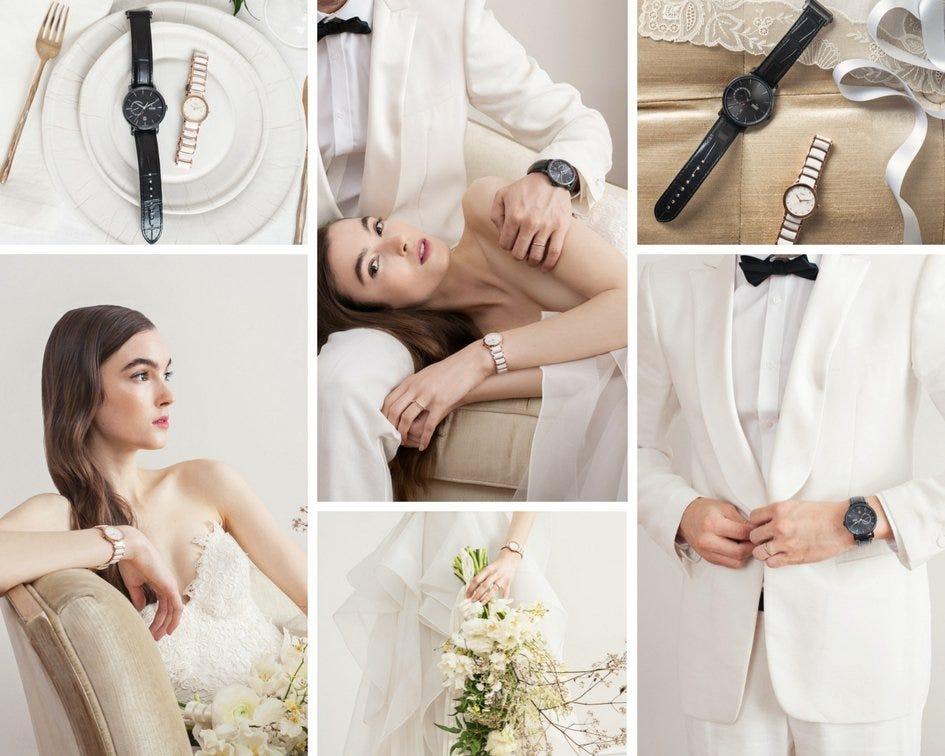 Rado para bodas clásicas