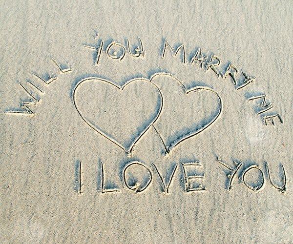 Escrito en la arena