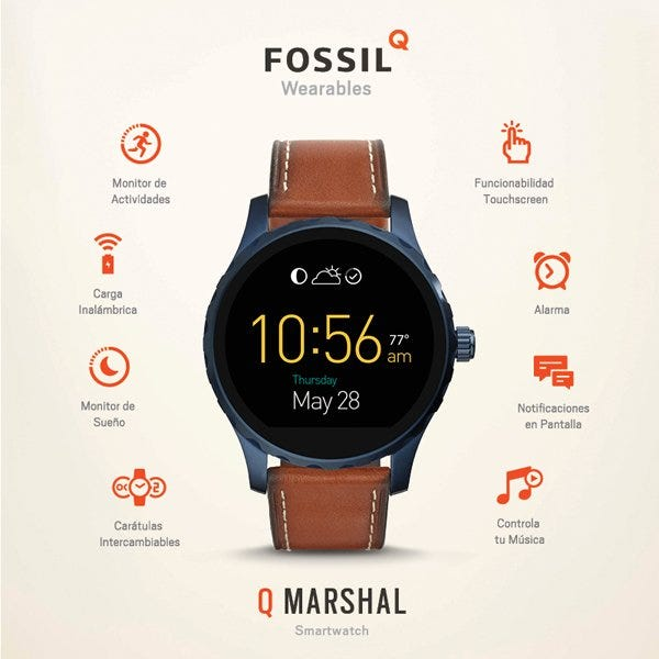 Fossil Q Marshal